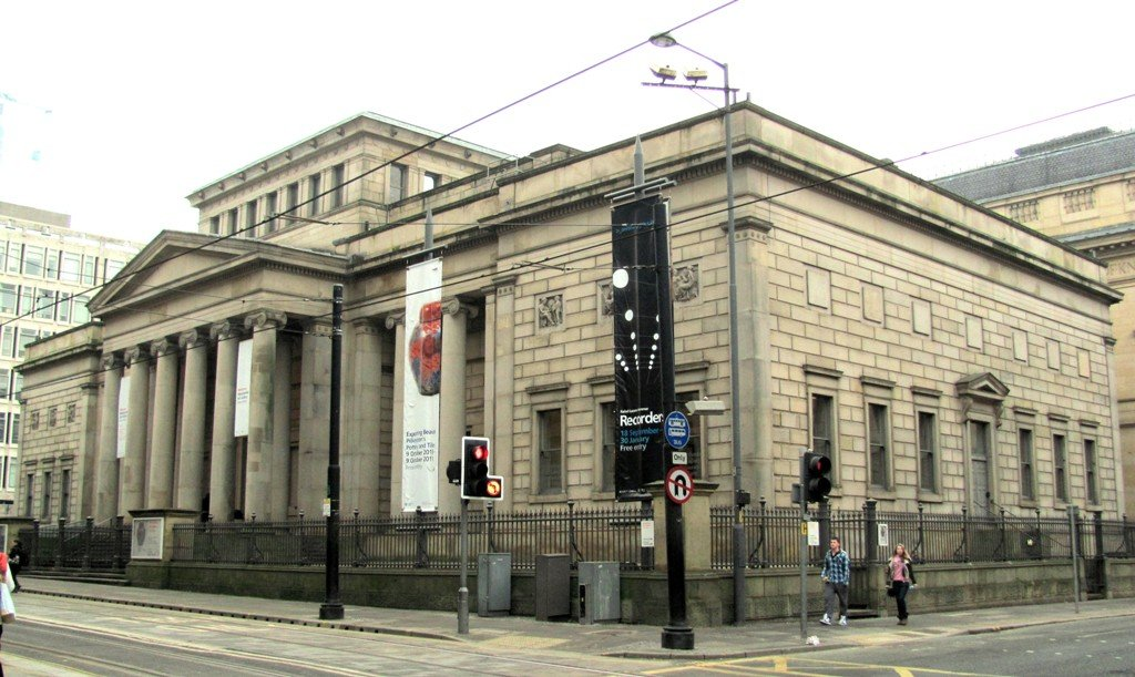Royal Institution, Manchester - where it all began in 1859