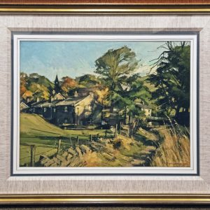 'Summer Landscape, Delph' - John McCombs